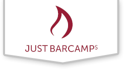JUST BARCAMPs!